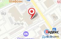 Схема проезда до компании Центр Комплексного Обеспечения Строительства в Москве