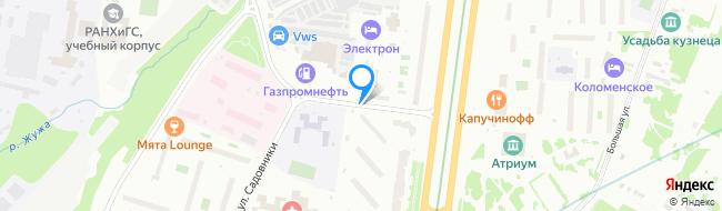Коломенское шоссе