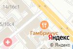 Схема проезда до компании Стройтехнология в Москве
