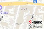 Схема проезда до компании СКБ-банк в Москве