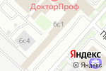 Схема проезда до компании МК ВЯТБОТ в Москве