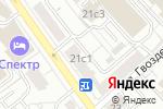 Схема проезда до компании Управа Таганского района в Москве