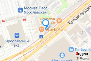Сдается комната в Москве Краснопрудная ул., 1