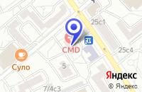 Схема проезда до компании МЕБЕЛЬНЫЙ МАГАЗИН ЮМ-ИНТЕРЬЕР в Москве