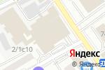 Схема проезда до компании Шеметов и партнеры в Москве