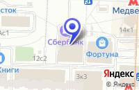 Схема проезда до компании КИНОТЕАТР ЛАДОГА в Москве