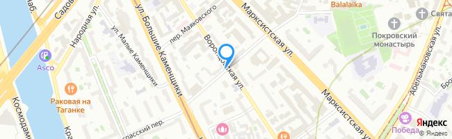 улица Гвоздева