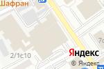Схема проезда до компании UNIVERSUM в Москве