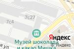 Схема проезда до компании Колледж сферы услуг №3 в Москве