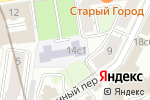 Схема проезда до компании Колледж легкой промышленности №5 в Москве