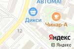Схема проезда до компании Московская областная коллегия адвокатов в Москве