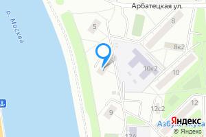 Снять однокомнатную квартиру в Москве Крутицкая наб., 7