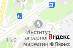 Схема проезда до компании РиПеК в Москве