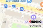 Схема проезда до компании БашМаг в Москве