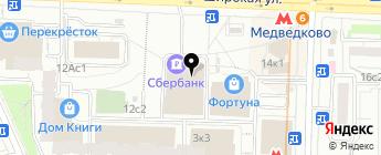 Тюнинг-Стар на карте Москвы