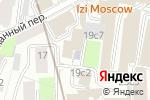 Схема проезда до компании Мастерская моды Ирины Черномуровой в Москве