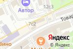 Схема проезда до компании ОБМЕН.РУ в Москве