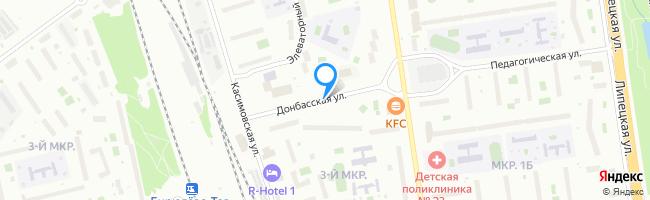 Донбасская улица
