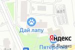 Схема проезда до компании Все Светильники.COM в Москве