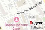 Схема проезда до компании po Pogode в Москве