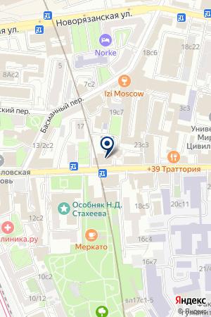 ТФ НОВЫЕ ИДЕИ В КОСМЕТИКЕ на карте Москвы