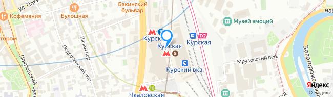 площадь Курского Вокзала
