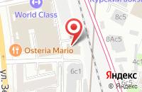 Схема проезда до компании Фан Коммьюникейшн Холдинг в Москве