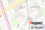 Схема проезда до компании Новый Акрополь в Москве