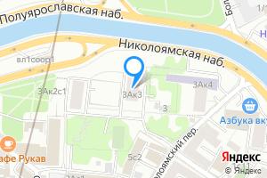 Сдается двухкомнатная квартира в Москве Николоямский пер., 3Ак3