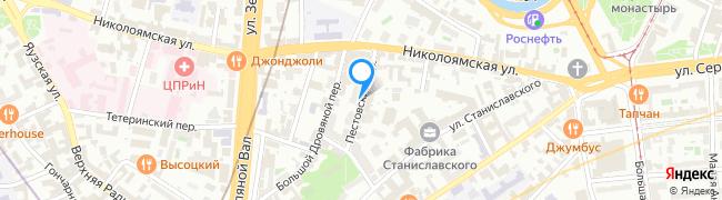 Пестовский переулок