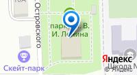 Компания Библиотека №9 на карте