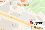 Схема проезда до компании Центр эффективности личности в Москве