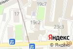 Схема проезда до компании Лаконика Ант в Москве
