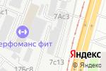 Схема проезда до компании Каяба Сервис в Москве