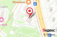 Схема проезда до компании Бухгалтерское Информационное Агентство в Москве