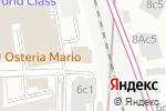 Схема проезда до компании Трансолушнз СНГ в Москве