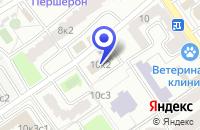 Схема проезда до компании ПТФ МУЗПРОМ КОНЦЕРН в Москве