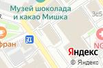 Схема проезда до компании Technictime в Москве