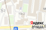 Схема проезда до компании Массажный кабинет в Москве