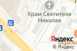 Схема проезда до компании ЛИНГВА СЕРВИС в Москве