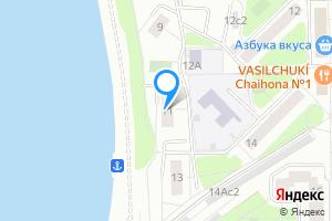 Трехкомнатная квартира в Москве Крутицкая наб., 11