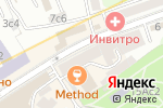 Схема проезда до компании RealSilver в Москве