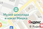 Схема проезда до компании Красносельское в Москве