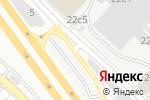 Схема проезда до компании MMP Group в Москве