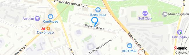 Берингов проезд