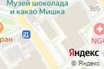 Схема проезда до компании Авипринт в Москве