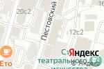 Схема проезда до компании Муздеталь в Москве