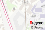 Схема проезда до компании Промполимерсервис в Москве