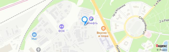 улица Стекольная 1-я