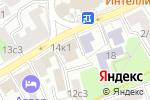 Схема проезда до компании Логон Клиника в Москве